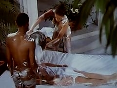 Double Black Nuru Massage