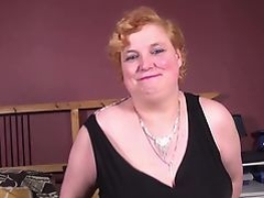 Real chubby mom-next-door needs a good fuck