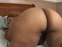 Big black ass likes to fuck harder.