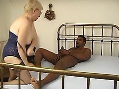 Grandma's got a black lover