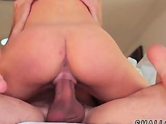 Teen fishnet anal and small cock girl 2 Dollars A Pound