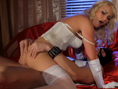 Kathia Nobili in Her fucking own male-pet